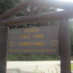 Kooser State Park, Somerset, Pa.