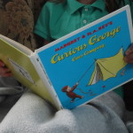 The camping kid's reading list