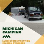 Vacation Station RV Resort, Ludington, MI