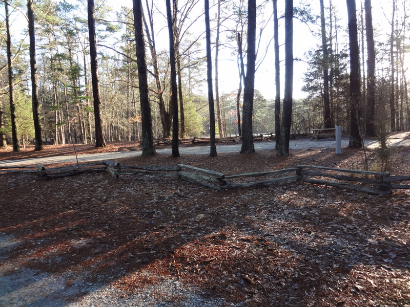 Croft State Park Spartanburg S C