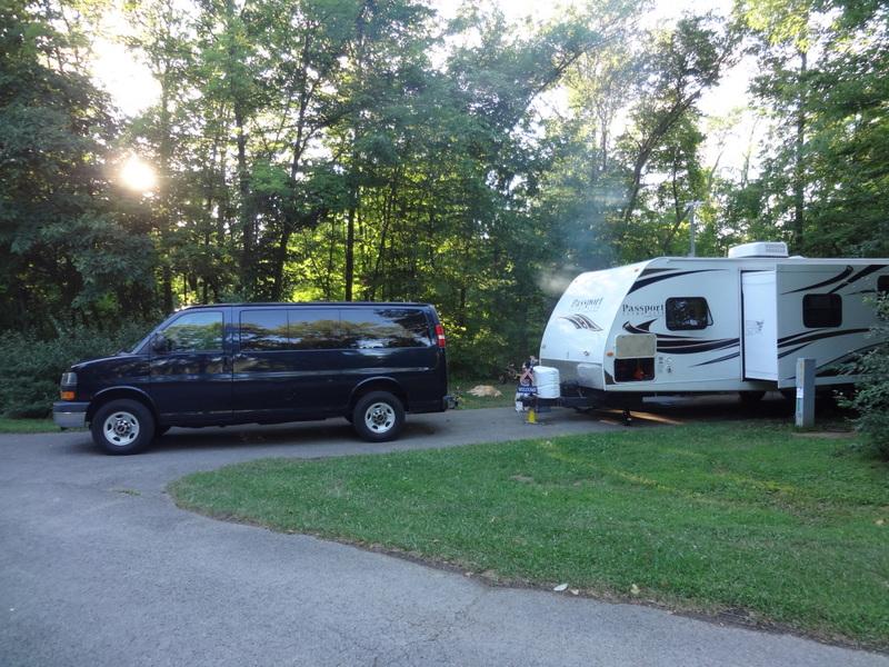 Alum Creek State Park Delaware Ohio
