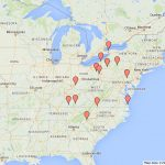 Years-in-Review: Six states and 13 campgrounds