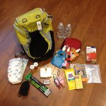 What to take in your Disney daypack