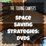 Space Saving Strategies: DVDs