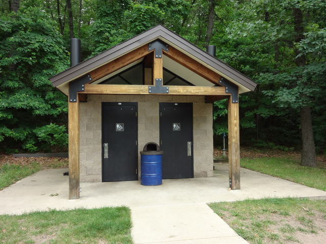 Buzzing In Ear >> A visit to Indiana Dunes State Park campground