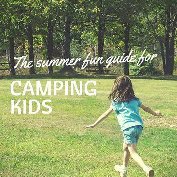 The happy camper fun guide