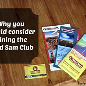 Why we joined the Good Sam Club
