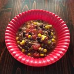 Monthly Morsel: Fiesta Soup
