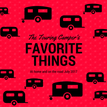 Favorite Things: July 2017