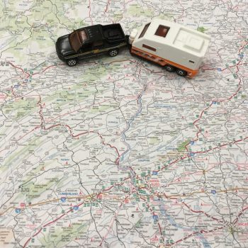 How to survive a long RV road trip