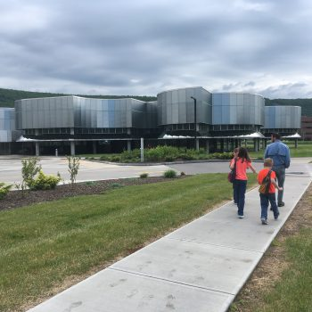 A visit to the Corning Museum of Glass
