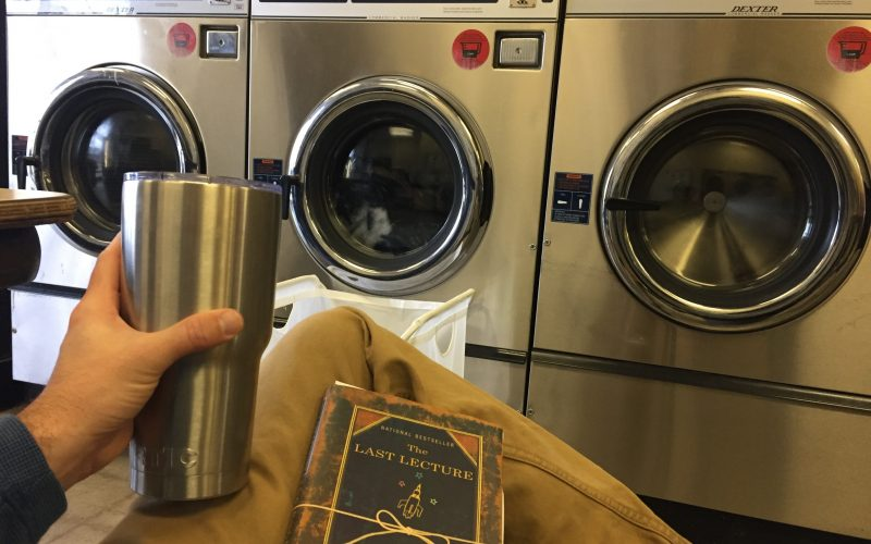 Genius tips for doing laundry on the road