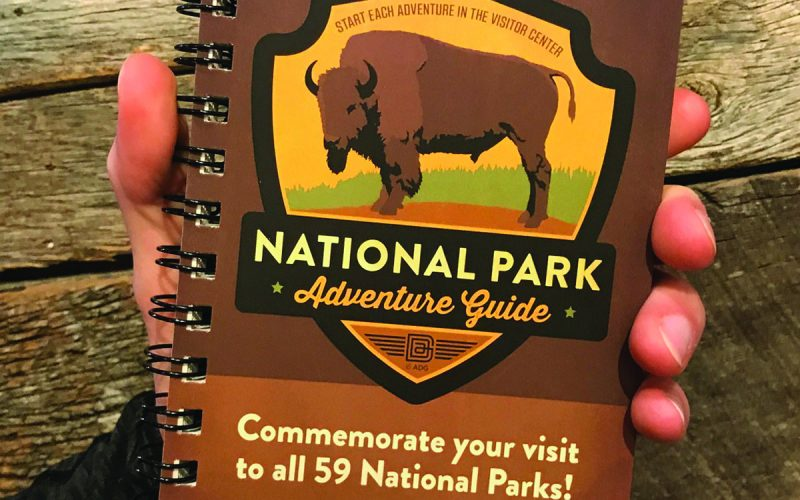 Giveaway time: Plotting 2019 NPS adventures