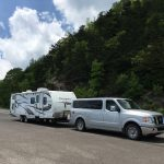 5 Things you MUST know before towing a camper on the Blue Ridge Parkway