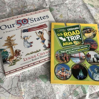 Building your kids' excitement for RV travel–and a giveaway!