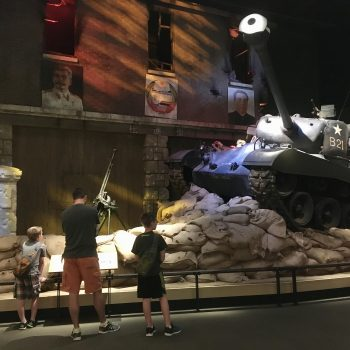 Exploring the Museum of the Marine Corps