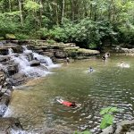 A visit to Camp Creek State Park